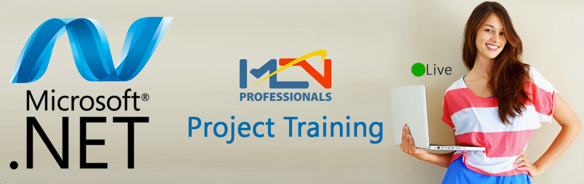 Live Project Training with .NET