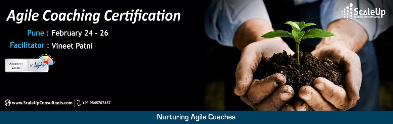 Agile Coach Certification, Pune - February 2016