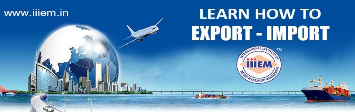 Export Import Workshop at Pune