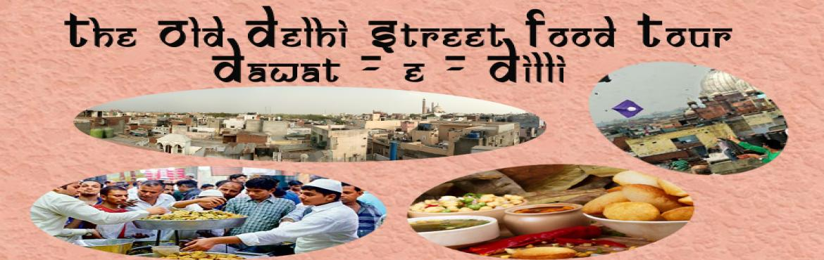 Old Delhi Street Food Tour