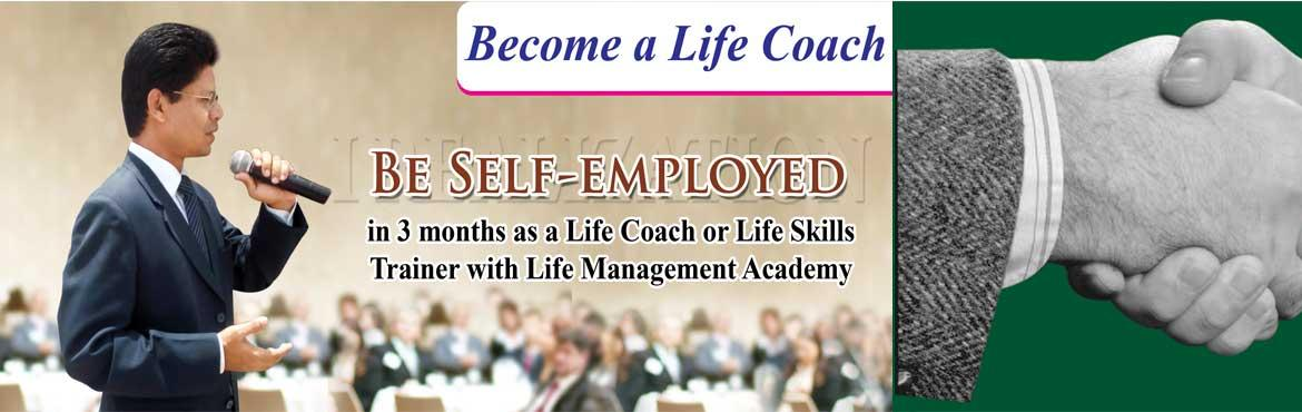 Book Online Tickets for Be Self-Employed in 3 Months, Hyderabad. Be Self-employed in 3-months: Here\'s your opportunity to start a part-time highly respected, highly sought after and highly rewarded career with Life Management Academy. If you are passionate about not only improving the quality of your life, but he