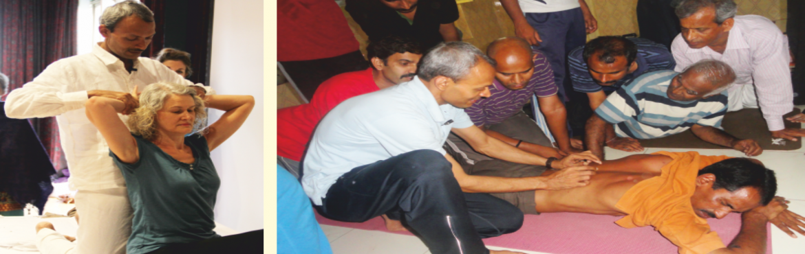 21 Days Yoga Kayachikitsa Course with Dr. ALV Kumar