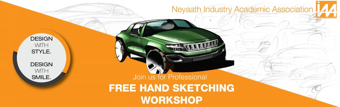 Automotive Free Hand Sketching Workshop