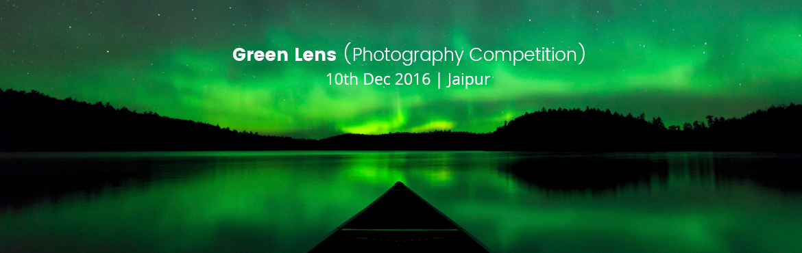 Book Online Tickets for Green Lens (Photography Competition), Jaipur. Headstart Network Foundation in association with MNIT e-cell presents Startup Saturday \
