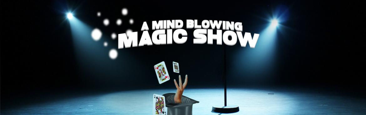 Mind Blowing Close-up Magic Show in Chennai