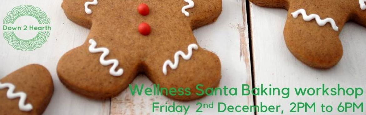 Book Online Tickets for Wellness Santa Baking Workshop, Mumbai. This Christmas enjoy the goodies without the refined sugar and excess fat. Indulge the baker in you and join in for a fantastic baking workshop right in time for those Christmas preps. The baked goodies are eggless, refined sugar free, dairy free, re