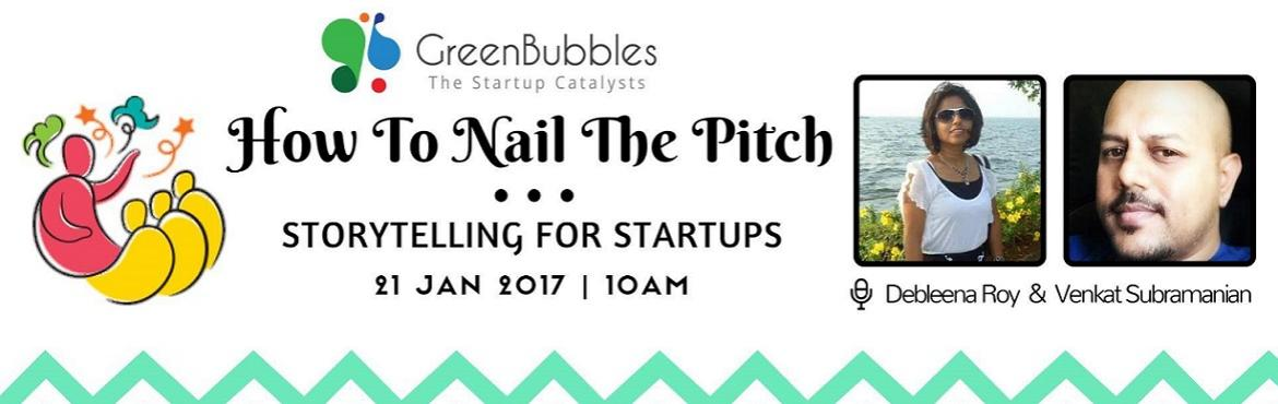 How to nail the Pitch