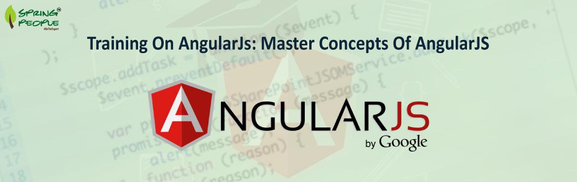 Angular.JS Certification Training