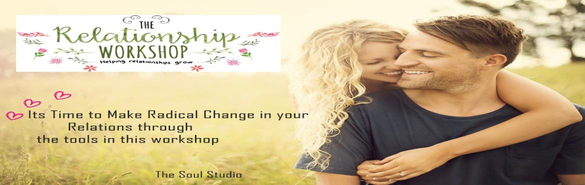 Book Online Tickets for Love And Relationship Workshop, Mumbai.  Introduce Yourself to the Proven Principles which helps create Safe, Secure & Nurturing Relationships.       Having a Healthy & Blissful Relationship is what everyone dreams of ! And Who Doesnt Want One.     This Workshop is been f