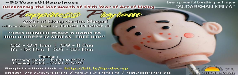 Art of Living - Happiness Program
