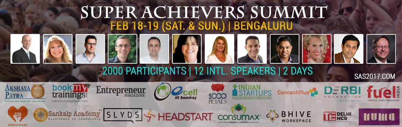 Super Achievers Summit - SAS2017