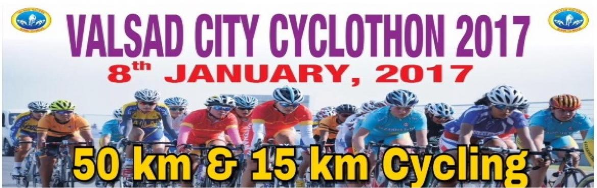 Book Online Tickets for Valsad Cyclothon 2017, Valsad.     CYCLOTHON CATEGORIES     Note: Fees for the 50Kms Race will be Rs:750 and 15 Kms will be Rs. 400     Please attach your photo ID Proof with the form.     Please put a TICK mark in the box in which category you want to Participate.         50 Kms.