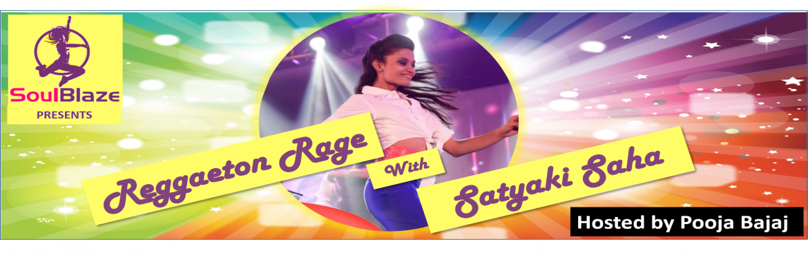 Book Online Tickets for Reggaeton Rage, Bengaluru. For the Second Time in Bangalore, a 90 minute workshop on Reggaton starring the Sensational Satyaki Saha from Pune.  REGGAETON is a high energy dance from the streets of Panama, Puerto Rico & Cuba. The music is catchy and is a party style da