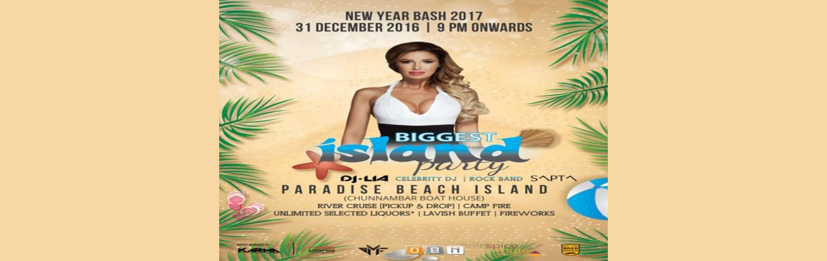 Biggest Island Party 2016