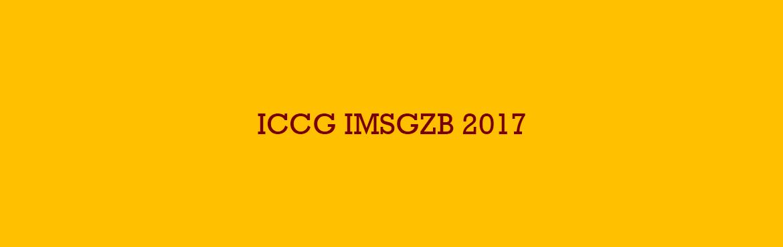 ICCG IMSGZB 2017