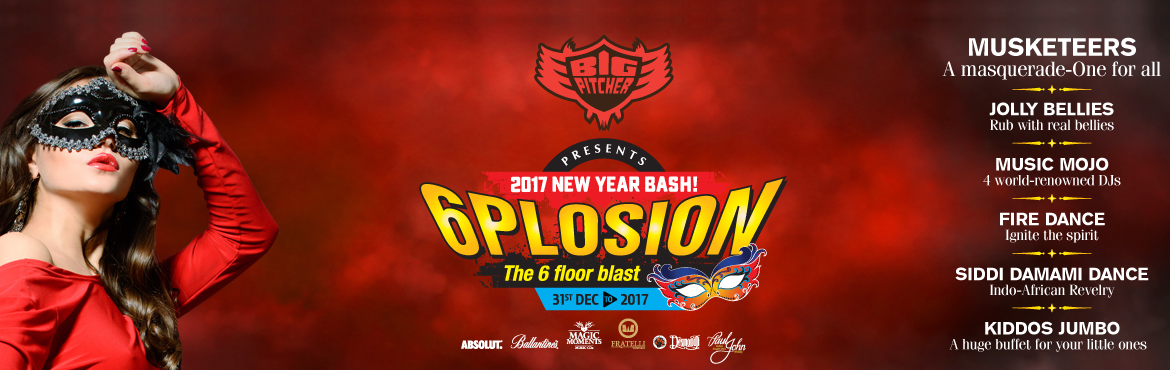 2017 NEW YEAR BASH