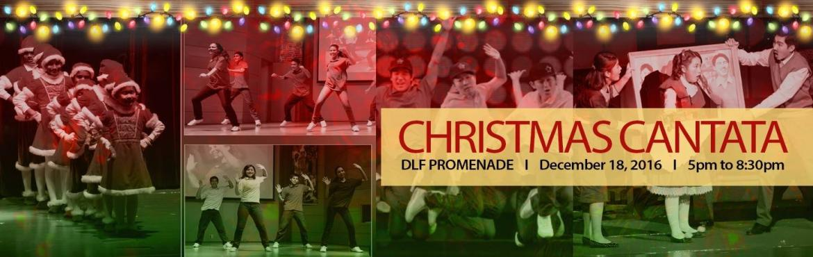 """Book Online Tickets for A Musical Cantata this Christmas at DLF , NewDelhi. DLF Promenade is hosting an exquisite musical extravaganza - the """"Christmas Cantata"""" presented by a nonprofit organization -International Youth Fellowship(IYF).  The musical performance will include many performances. St"""