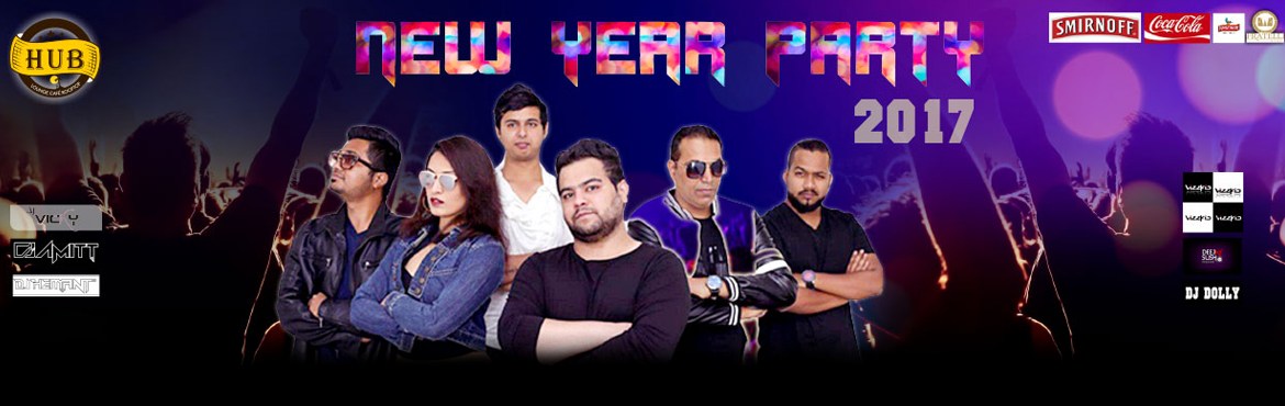 Book Online Tickets for 2 ZONE PARTY at The HUB, Hinjewadi, Pune. HUB, Hinjawadi Pune presents biggest and most happening New Year Eve party, don\'t miss out 2 ZONE PARTY on 31st December. Only place in the city to line up 6 DJs at the venue.   DJ VICKY, DJ VIZZKID, DJ AMIT, DJ SUSH, DJ HEMANT A