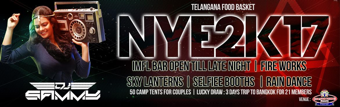 TELANGANA FOOD BASKET NYE 2K17