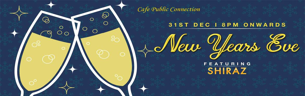 Book Online Tickets for New Years Eve at Cafe Public Connection, NewDelhi. Ring in 2017 in style at Cafe Public Connection. Our offerings are full of exciting elements to make this NYE your best yet. It\'s time to celebrate!• The coolest place in town• Safe Location.• Exclusive Crowd• DJs SPIN ALL NITE L