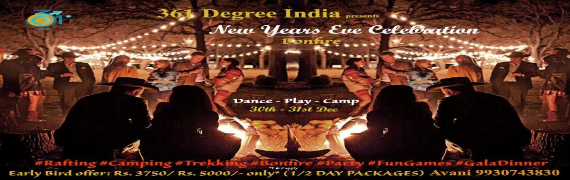 Book Online Tickets for New Years Eve at Rishikesh, Rishikesh. Dost!! Kya scene hai 31st ka? The most asked question in the month of December. DOnt worry we have got your back. End this year in the most unique way you can think off. 361Degree brings you to the most ultimate, exciting and stress free plan for you