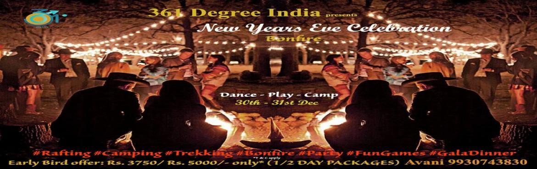 New Years Eve at Rishikesh