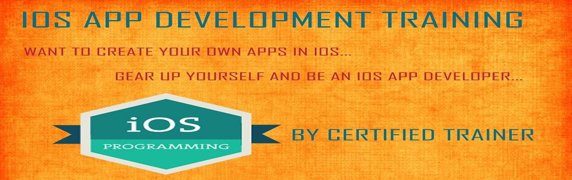 Book Online Tickets for IOS PROGRAMMING AND APP DEVELOPMENT, Visakhapat. SYNOPSIS This one day workshop will help you learn IOS Programming and App Development in its practical sense so that you start using it in your work. This will add a new set of technologies to your profile, creating more career opportunities for you