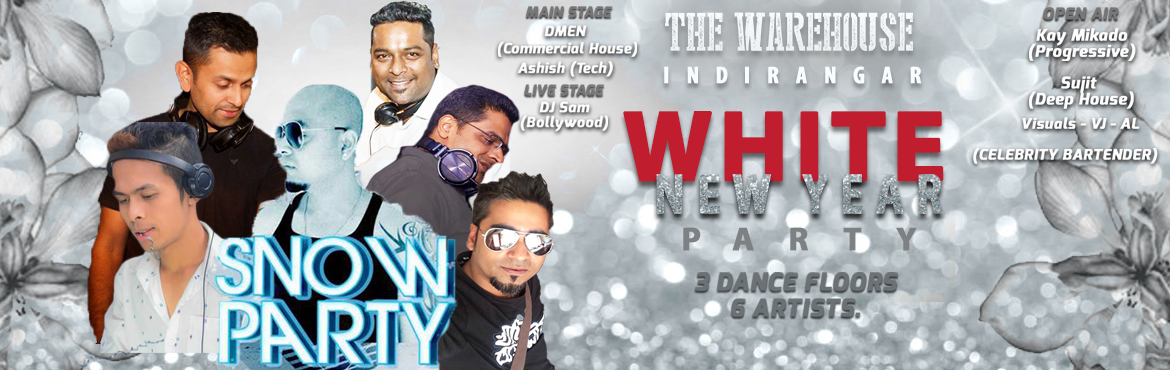 Book Online Tickets for The Warehouse New Year Party, Bengaluru. The Warehouse New Year Party! The Warehouse New Year Party