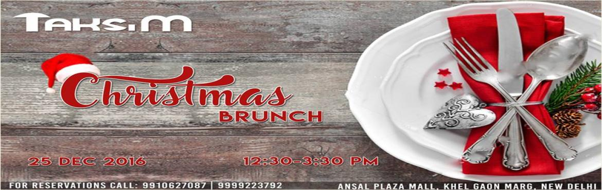 Book Online Tickets for Tuck Into The Hearty Christmas Brunch Wi, Istanbul. It\'s that time of the year to mix and mingle in the Jingling beat, One of its kind X Mas Brunch Taksim on 25 December 12:30 - 3:30 PM. Come and experience a unique way to celebrate Christmas with your loved ones. For Reservations 9910627087 | 9