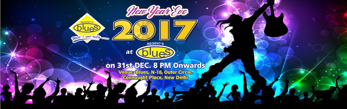 Book Online Tickets for New Year Eve- 2017, NewDelhi. About Blues Located in Connaught Place, Blues is a trendy bar that offers the best combination of music, dance food and drink. Along with a wide range of drinks they also offer a selection of Continental, Mexican, American, Italian and North Indian d