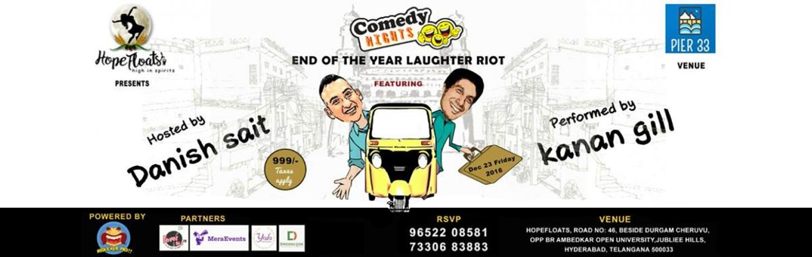 Comedy Night With Kanan Gill
