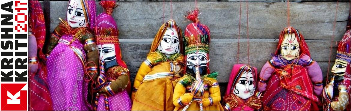 Book Online Tickets for Kathputli - A Puppeteering Workshop by J, Hyderabad. The art of the puppeteers goes back close to 1,500 years. They were an essential part of every mela and festival in Rajasthan. The Rajasthani Bhat community are said to be the pioneers of this storytelling form.Kathputli Colony is said to be the worl