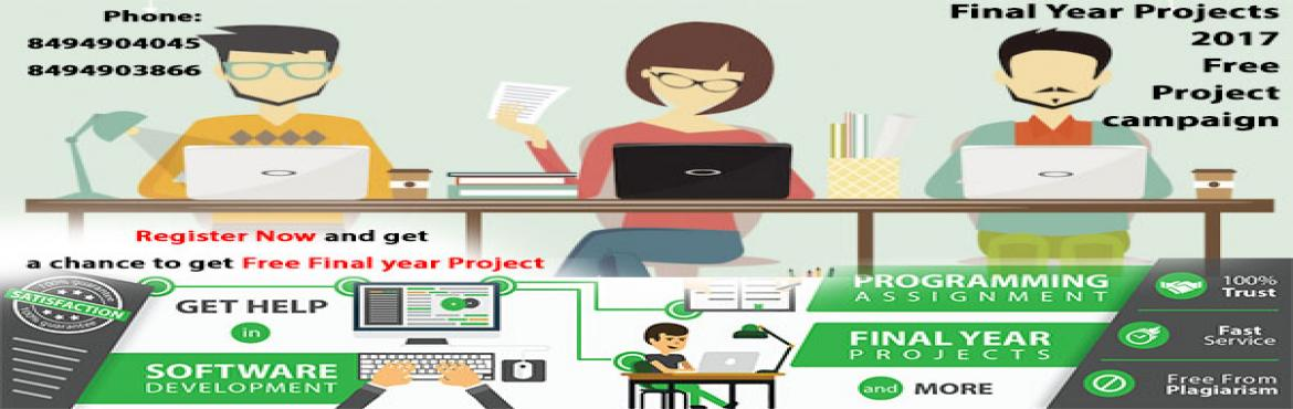 Free Final Year Projects on IEEE, NS2, Matlab,Application Projects