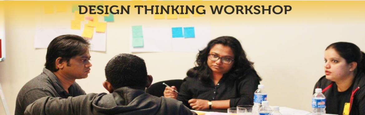 Book Online Tickets for 2 Days Design Thinking Workshop In Banga, Bengaluru. Design Thinking as a tool and process has become popular in the world of business today. Organizations of all types from small & medium to large multinationals use Design Thinking to innovate and a fresh approach to Problem Solving. The emphasis