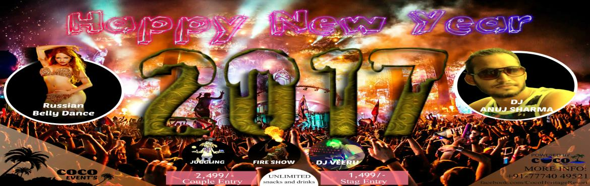 Book Online Tickets for COUNTDOWN 2017 NEW YEAR BASH, Baga. SATURDAY, 31ST DECEMBER COCO Events PresentsCOUNTDOWN 2017 | THE NEW YEAR BASHParty it up Bollywood Style this New Year\'s Eve!Ready To Move Your body with Bollywood, EDM, Hip-Hop, Trap MusicThis will be Something Different & Biggest Party