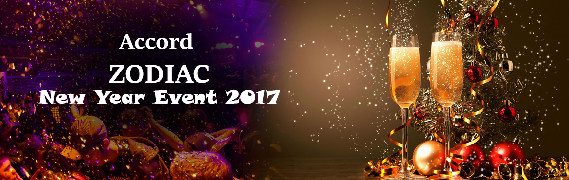 Book Online Tickets for New Year Event 2017 @ Accord ZODIAC, Chennai. Unlimited domestic liquor and unlimited starter ( 2 Veg and 2 Non Veg )Price For Couple Rs: 5999 /Price For Stag Rs: 3999 /-    Event will Start 8 PM And My Event Key Features ,The Biggest & classiest NewYear p