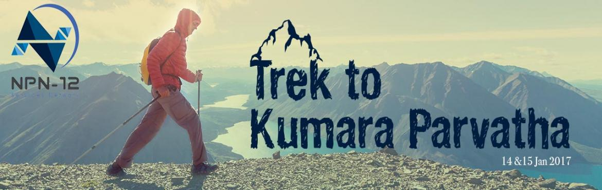 Trek to Kumaraparvatha  Favorite