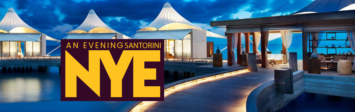 Book Online Tickets for An evening in Santorini on NYE, Anjuna. An evening in Santorini on NYE at Purple Martini @ Sunset Point, Anjuna   Welcome the New Year at Goa\'s most romantic Seaside Lounge/ Restobar - Purple Martini. Its chic interiors will transport you to Santorini sitting on the shores of Goa. A