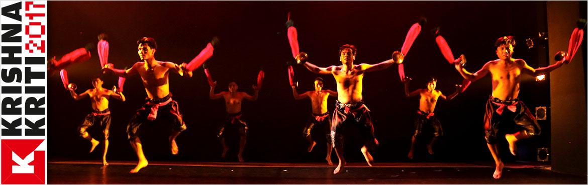Rhythm Divine II, River Runs Deep - Contemporary Indian Dance by Astad Deboo