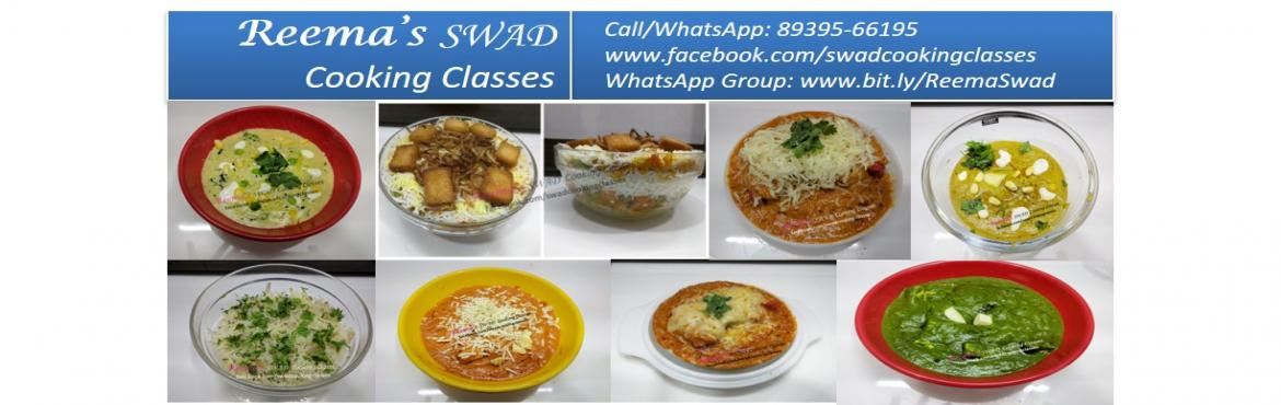 Book Online Tickets for North Indian and Punjabi Cusine, Chennai. Reema\'s Swad Cooking Classes schedules vegetarian authentic North Indian and Punjabi Cuisine 〰〰〰〰〰〰〰〰 Date: 7-Jan Timing 11-5 pm.   This class would teach the following: FROM THE TANDOOR Butter Naan Cheese naan  Garlic Naan Kulcha St