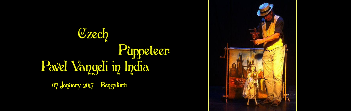 Book Online Tickets for Czech Puppet Show Swinging Marionettes a, Bengaluru. We are glad to announce that a traditional Czech and Slovak puppetry has been inscribed to a list of Intangible Cultural Heritage of Humanity on 1 December 2016. The puppet show has been one of the traditional forms of theater in the Czech lands