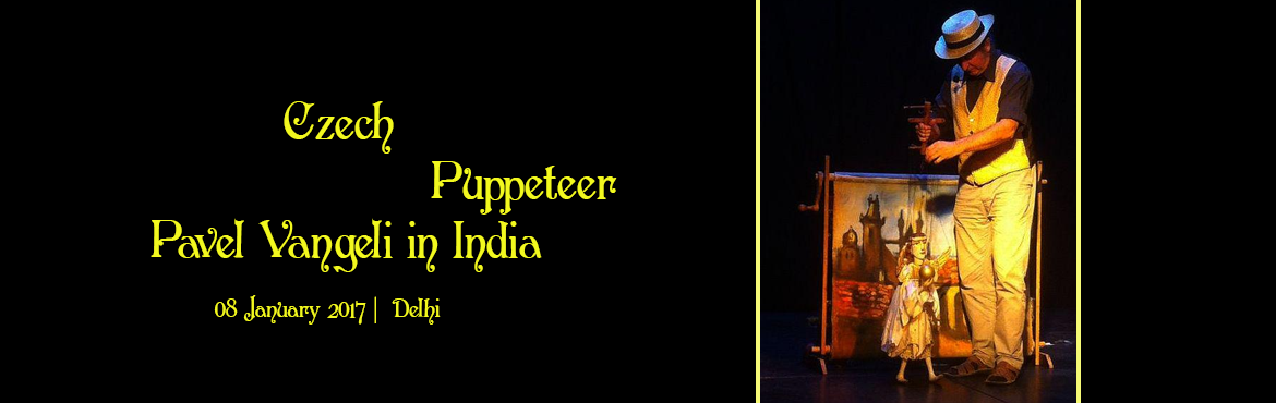 Book Online Tickets for Czech Puppet Show Swinging Marionettes a, NewDelhi. We are glad to announce that a traditional Czech and Slovak puppetry has been inscribed to a list of Intangible Cultural Heritage of Humanity on 1 December 2016. The puppet show has been one of the traditional forms of theater in the Czech lands