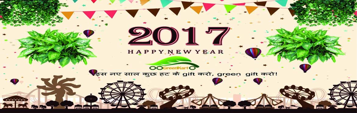 Book Online Tickets for New Year Sale of flat 30 percent Discoun, Noida. If you are thinking to decor your home or to gift someone special on this New Year eve, you have reached the right destination! Greenkartonline Provides all types of Pots and Plants either it\'s Indoor plants or Outdoor plants! We do have several seg