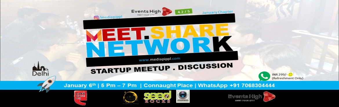 Meet.Share.Network (January Chapter)