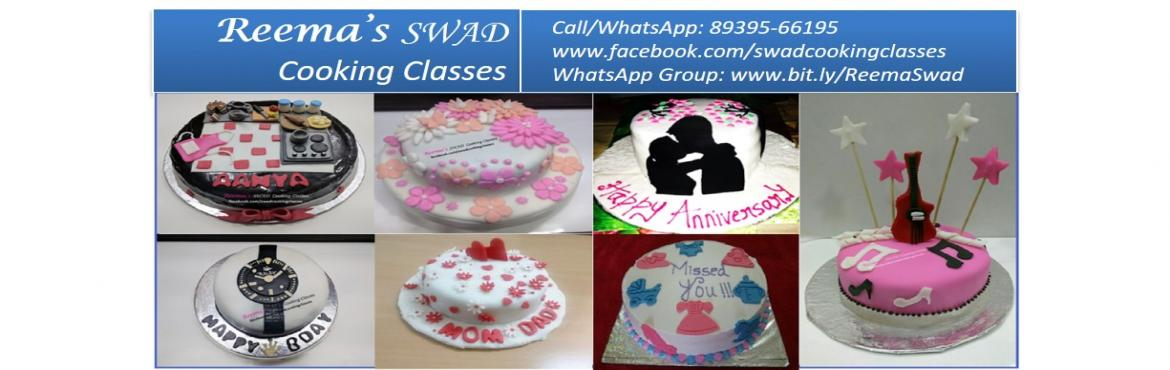 Book Online Tickets for Fondant Cake Decoration Workshop, Chennai. Reema\'s Swad Cooking Classes schedules Fondant Cake Decoration Class... 〰〰〰〰〰〰〰〰  Date: 9-10 Jan Timing 11-3 PM  This includes Preparing Fondant Covering the cake with fondant Covering the cake boardMaking flowers, leaves, butterflie