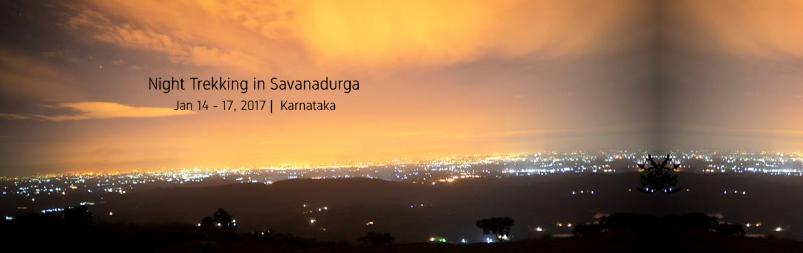 Book Online Tickets for Night Trekking in Savanadurga, Savanadurg. Set off on an offbeat night trekking in Savandurga in the darkness. Make your way up to the Savandurga peak and also savour in a bonfire. Expert guides will accompany you throughout the trek. Dash off to Night Trekking in Savandurga, one of the large
