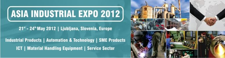 ASIA INDUSTRIAL EXPO 2012