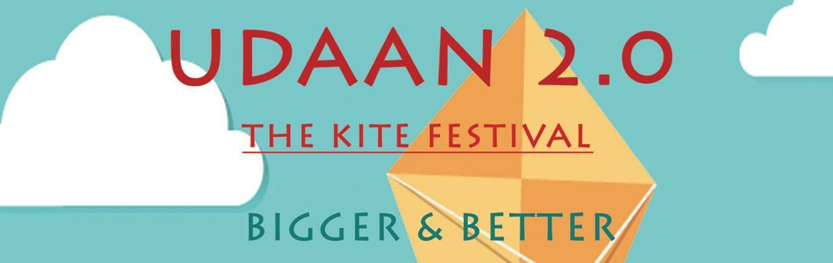 Book Online Tickets for Udaan 2.0 - The Kite Festival, Hyderabad. Udaan 2.0 is a kite festival organized by Rotaract club of Banjara Hills, an NGO in aid of Sparsh hospice. The event is on 15th January 2017 at Meridian school grounds - Madhapur from 12:00PM to 09:00PM. Below are list of activities 1. DJ 2. Kite fly