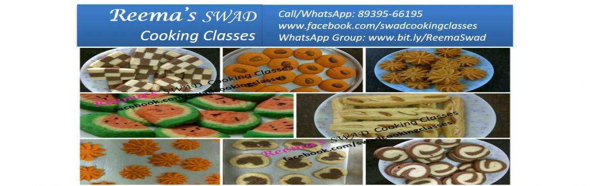 Book Online Tickets for Cookies and Biscuits Baking Workshop, Chennai. Reema\'s Swad Cooking Classes schedules Cookies and Biscuits Class... 〰〰〰〰〰〰〰〰 ♦Date: 16-Jan Timing 11-3 PM  This class includes ♦Kaju Badam Biscuit ♦Chocolate Cookies ♦Pinwheel Biscuits ♦Checker Cookies