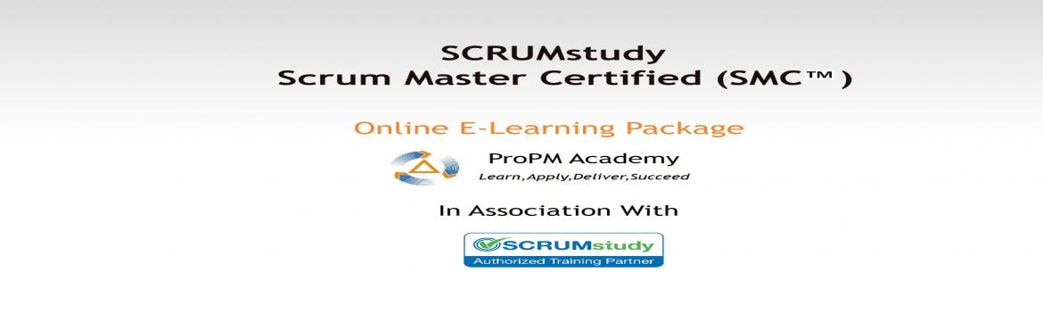 Book Online Tickets for Scrum Master Certified (SMC) Instructor , Bengaluru. Scrum Master Certified (SMC™) professionals are facilitators who ensure that the Scrum Team is provided with an environment conducive to completing the project successfully. The Scrum Master guides, facilitates, and teaches Scrum practices to e